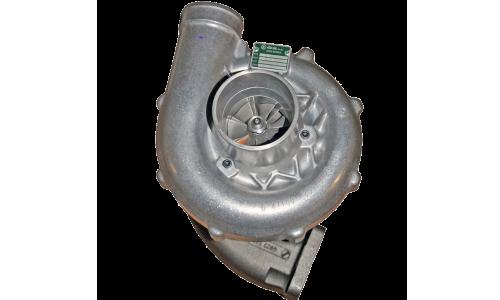 Турбокомпрессор и компрессора